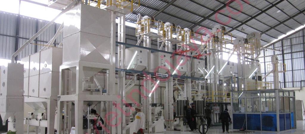 Mesin Giling Padi Modern Vietindo Jaya